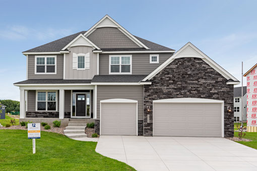 Pinview Meadows Aspen Floorplan